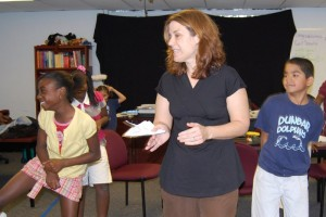Stageworks Education Youth Ensemble Acting