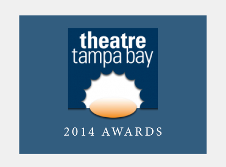Stageworks Theatre Best of the Bay Award Outstanding Lead Actress
