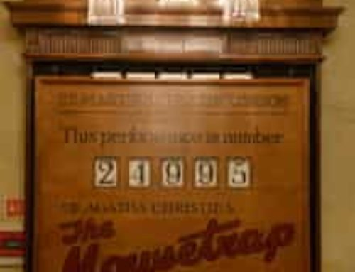 The Mousetrap at 66: why is this the world's longest-running play?